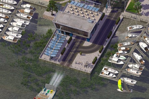 Screenshot for Car Ferry Terminal