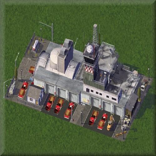 Screenshot for Regional Fire Station