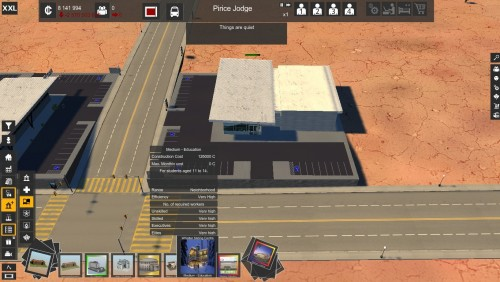 Screenshot for Civic Pack For Cities XXL