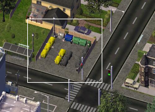 Screenshot for Wertstoffsammelstelle (Small Public Recycling Site)