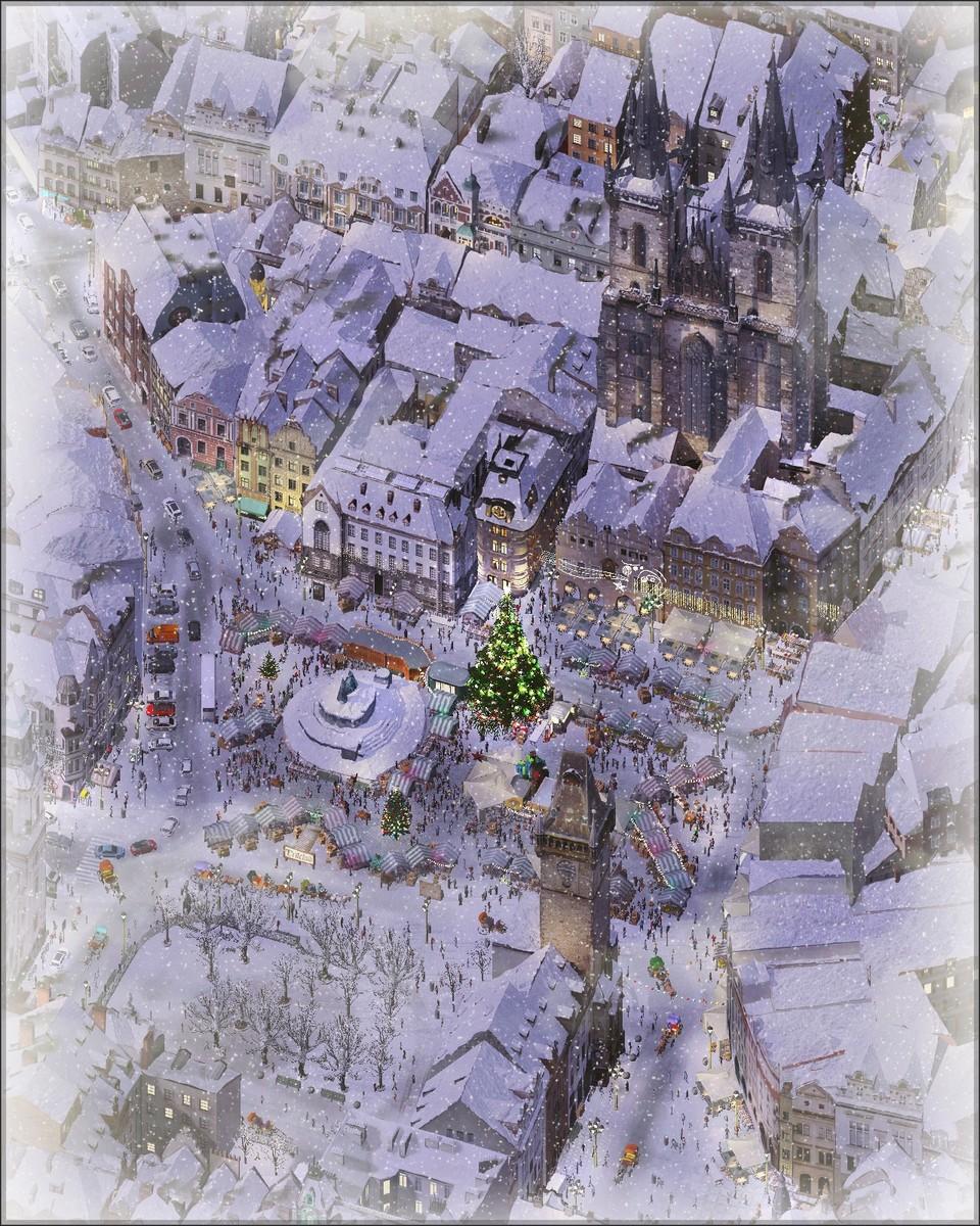Prague's Christmas Market