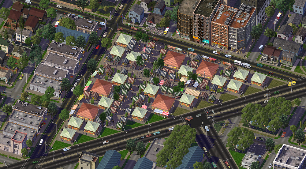 The Junction Markets