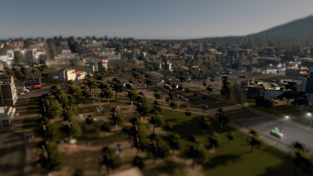 A Busy Intersection II