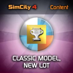 Classic Model, New Lot (S3-18-C)