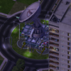 Traffic Control Center Roundabout 2x2