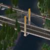 Dual Bridges Near Radiation