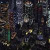Downtown Harlane at Night