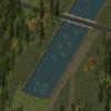 A small river scene