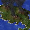 Lakota Island Eruption - 298 A.D.