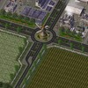 Oppie Dutch Windmill Roundabout Filler